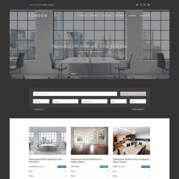 wordpress real estate wpcasa wpcasa review 2017 20 off exclusive discount coupon code